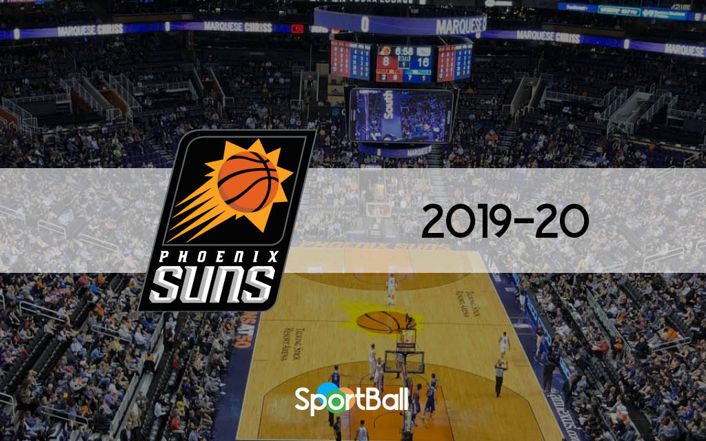 Plantilla Phoenix Suns 2019-20