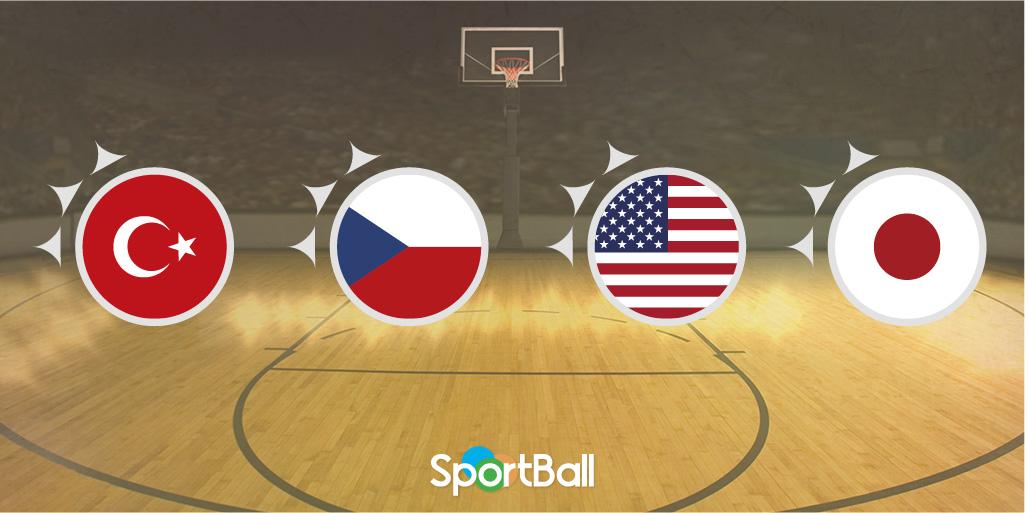 Resultados y clasificación del grupo E del Mundial de baloncesto 2019