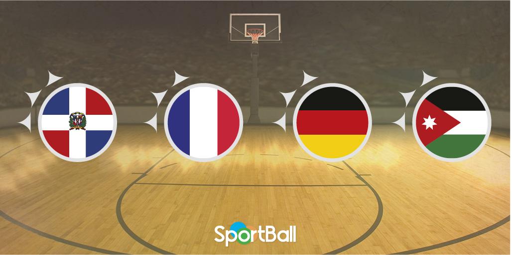 Resultados y clasificación del grupo G del Mundial de baloncesto 2019