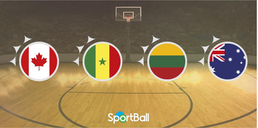 Resultados y clasificación del grupo H del Mundial de baloncesto 2019