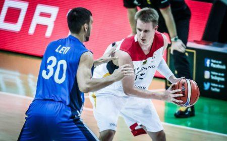 Robin Benzing será uno de los jugadores a seguir de Alemania en el Mundial de baloncesto de 2019.