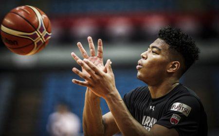 Rui Hachimura será uno de los jugadores a seguir de Japón en el Mundial de baloncesto de 2019.