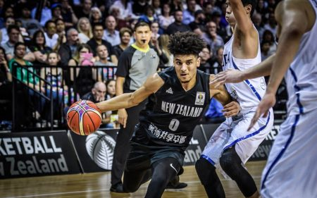 Tai Webster será uno de los jugadores a seguir de Nueva Zelanda en el Mundial de baloncesto de 2019.