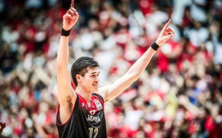 Yuta Watanabe será uno de los jugadores a seguir de Japón en el Mundial de baloncesto de 2019.