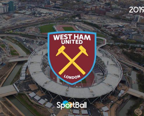 Análisis de la plantilla del West Ham 2019-20