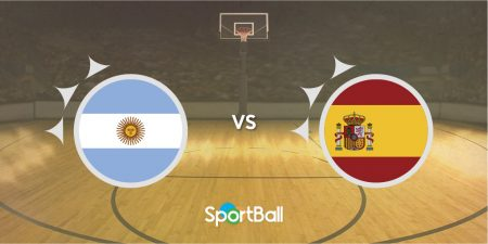 Argentina vs España Final del Mundial de baloncesto China 2019