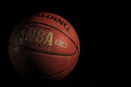 Balón oficial de la NBA