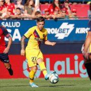 "Carles Pérez, el ""tapado"" del Barça 2019/2020"