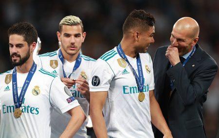 Casemiro, imprescindible para Zidane