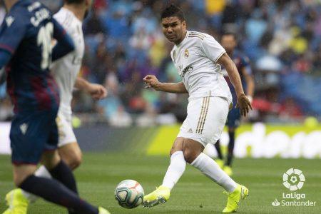 Casemiro, sin sustituto en el Real Madrid