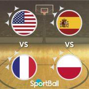 Resultados de las eliminatorias del Mundial de baloncesto 2019