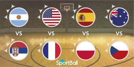 Cuartos de Final del Mundial de baloncesto 2019