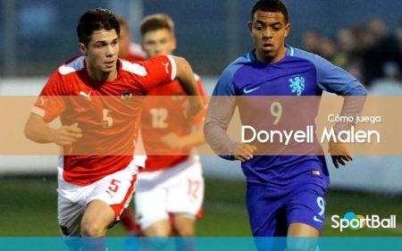 Donyell Malen - Cómo juega, equipos y estadísticas