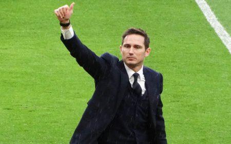 Frank Lampard, entrenador del Chelsea 2019-20