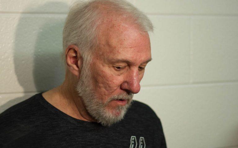 Gregg Popovich dirigirá la plantilla de San Antonio Spurs 2019-20.