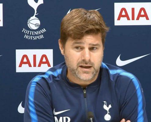 Mauricio Pochettino Tottenham Hotspurs