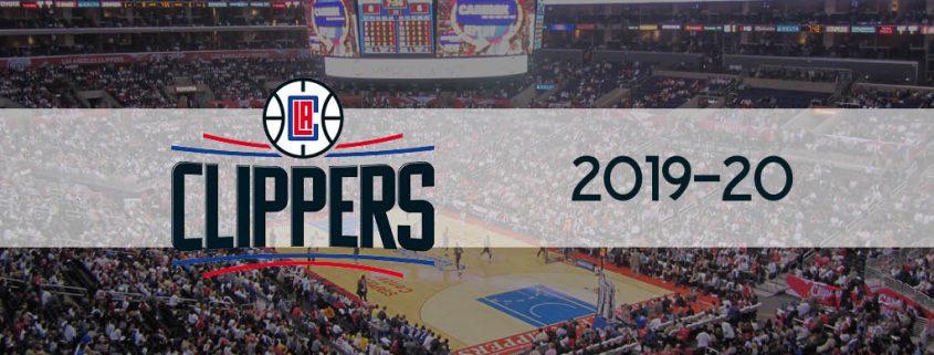 Pantilla Los Angeles Clippers 2019-20