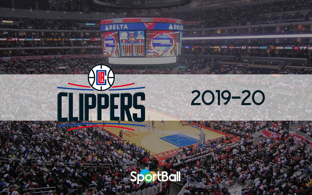 Pantilla Los Angeles Clippers 2019-20