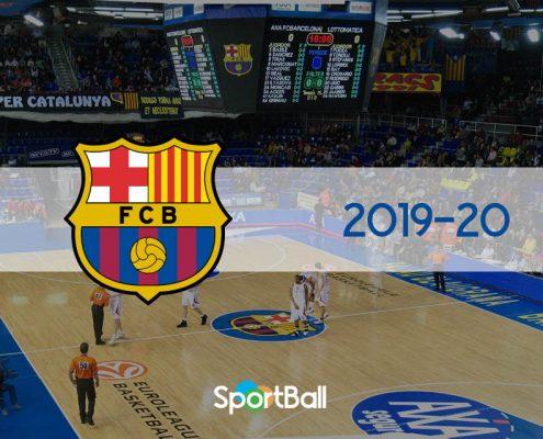 Plantilla Barcelona Basket 2019-20