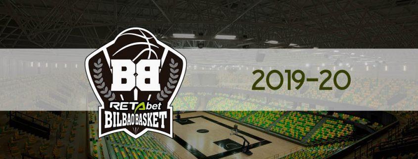 Plantilla Bilbao Basket 2019-20