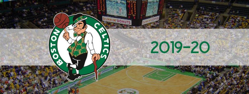 Plantilla Boston Celtics 2019-20