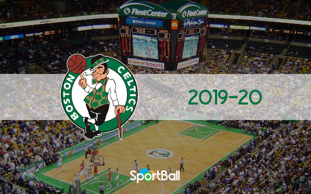 Plantilla Boston Celtics 2019-20