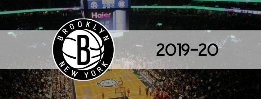 Plantilla Brooklyn Nets 2019-20