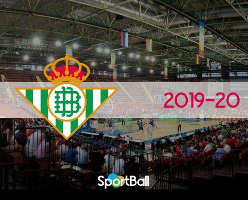Plantilla Coosur Real Betis 2019-20