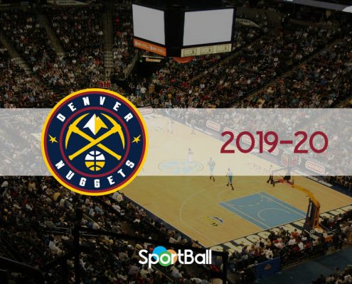 Plantilla Denver Nuggets 2019-20
