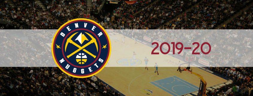 Plantilla Denver Nuggets 2019-20