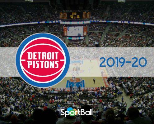 Plantilla Detroit Pistons 2019-20