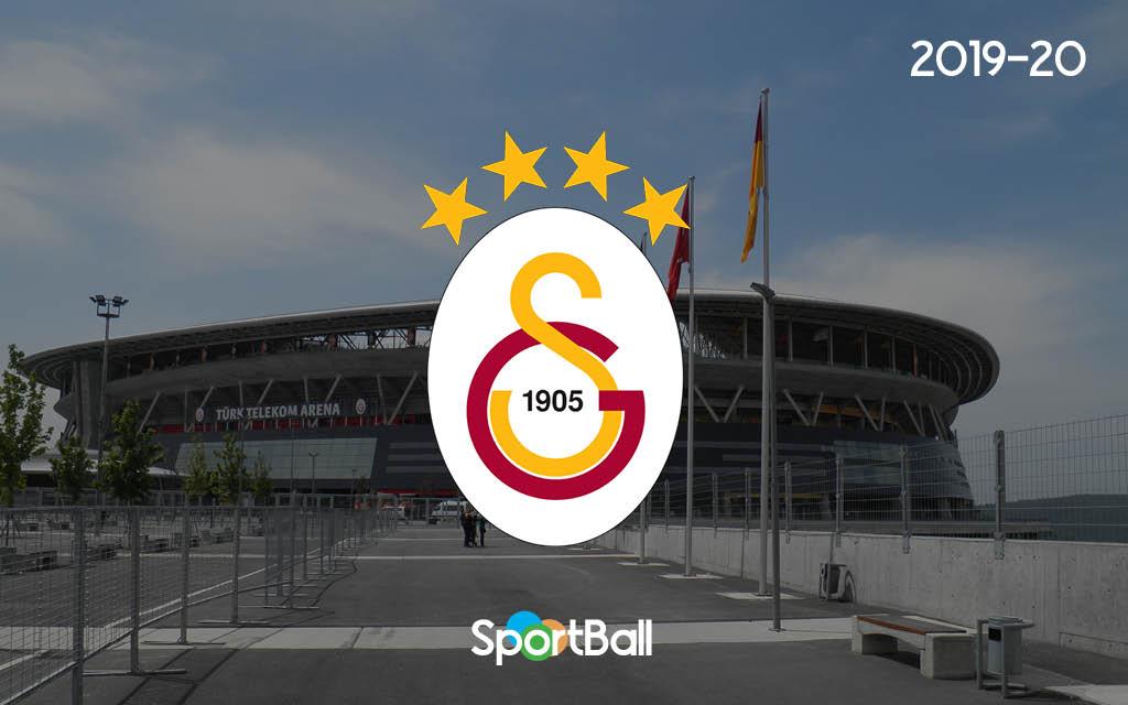 Plantilla Galatasaray 2019-20