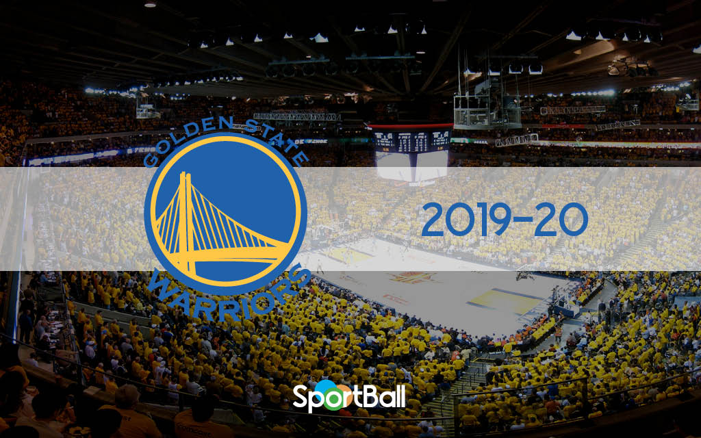 Plantilla Golden State Warriors 2019-20