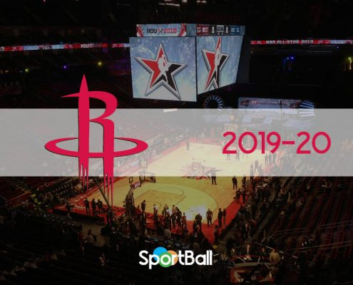 Plantilla Houston Rockets 2019-20