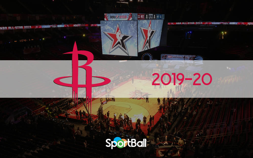 Plantilla Houston Rockets 2019-20