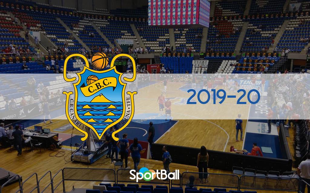 Plantilla Iberostar Tenerife 2019-20