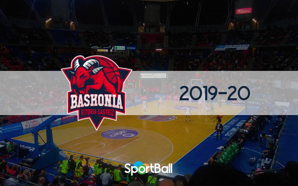 Plantilla Kirolbet Baskonia 2019-20