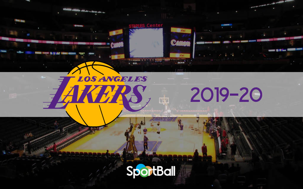 Plantilla Los Angeles Lakers 2019-20