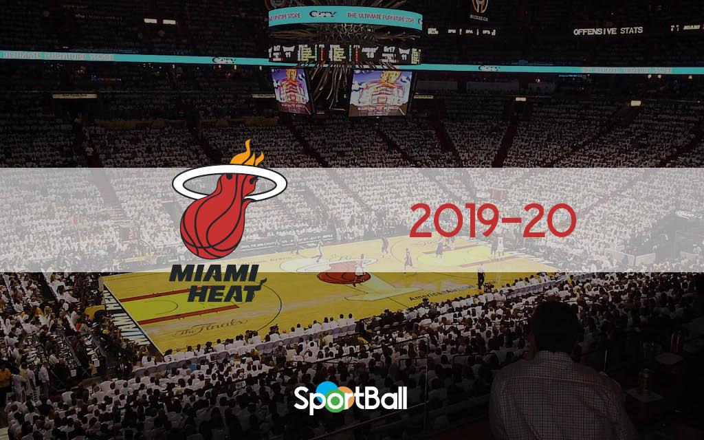 Plantilla Miami Heat 2019-20