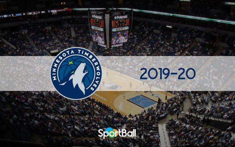 Plantilla Minnesota Timberwolves 2019-20