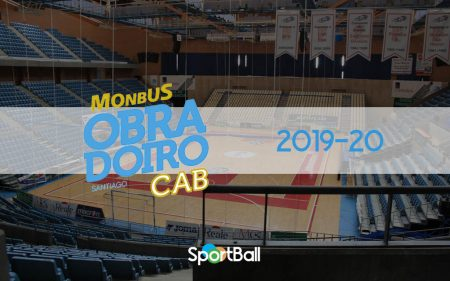 Plantilla Monbús Obradoiro 2019-20