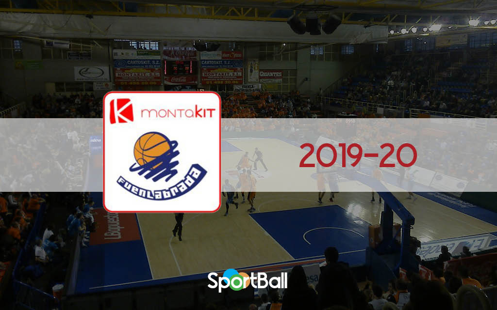 Plantilla Montakit Fuenlabrada 2019-20