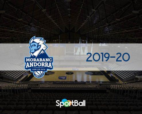 Plantilla MoraBanc Andorra 2019-20
