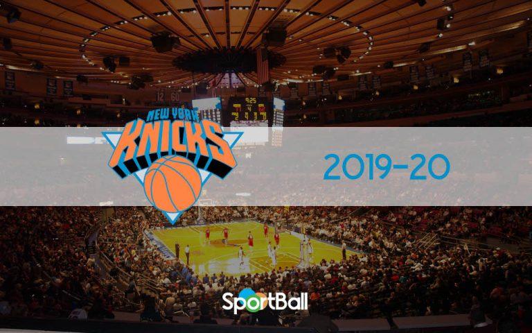 Plantilla New York Knicks 2019-20