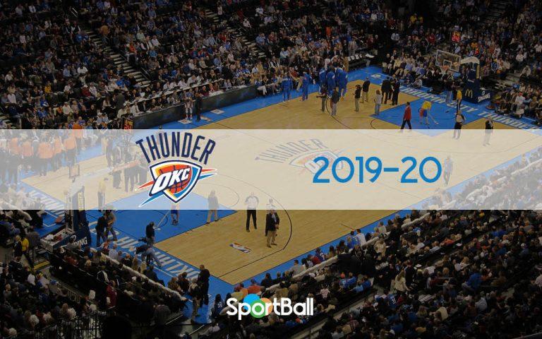 Plantilla Oklahoma City Thunder 2019-20