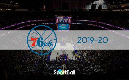 Plantilla Philadelphia Sixers 2019-20