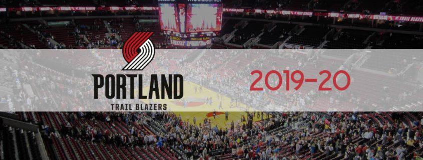 Plantilla Portland Trail Blazers 2019-20