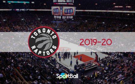 Plantilla Toronto Raptors 2019-20