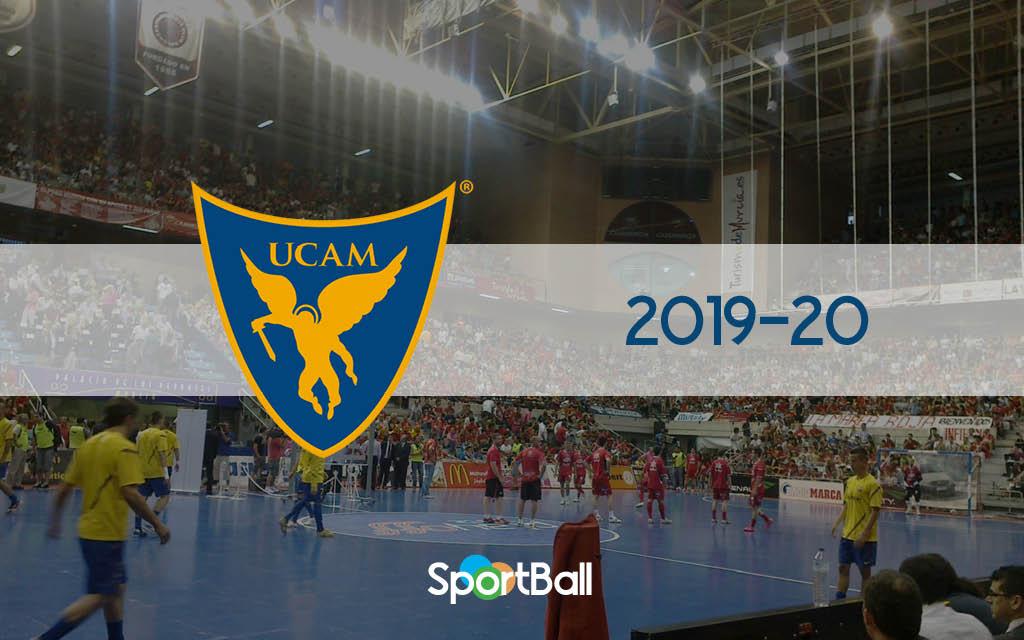Plantilla UCAM Murcia 2019-20