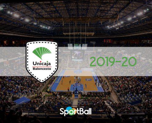 Plantilla Unicaja Málaga 2019-20